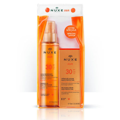 Slika Trousse Sun Mes Indispensables Haute Protection SPF30